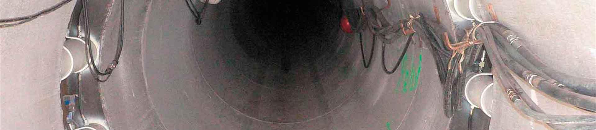 perforaciones grandes diametros